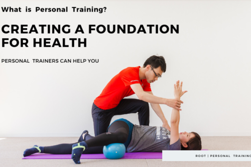 Creating a foundation for health